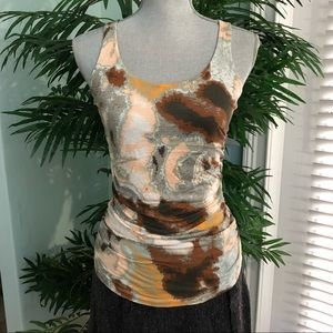 New York Company Ruched Tank Top